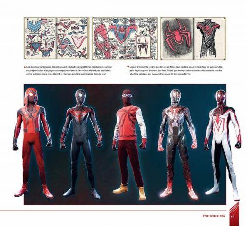 Spider-Man Miles Morales : Tout l'art du jeu, comics chez Hi Comics de Ralphs, Collectif