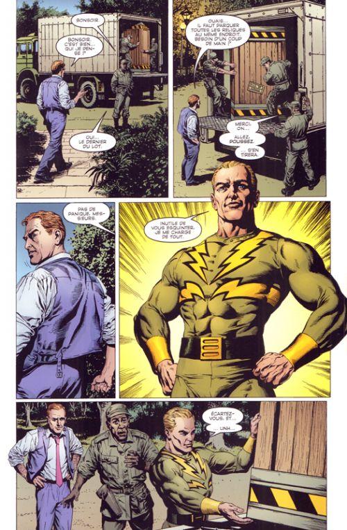 The twelve  : Réveils (0), comics chez Panini Comics de Straczynski, Weston