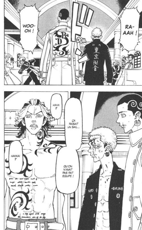 Tokyo revengers  T12, manga chez Glénat de Wakui