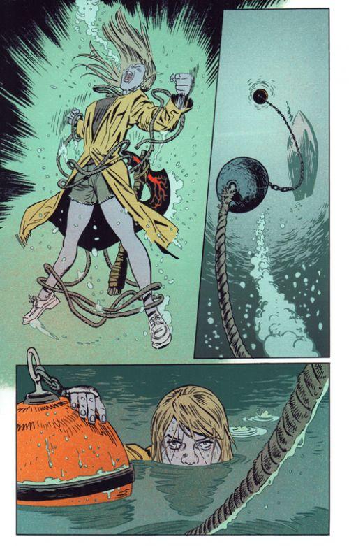 Basketful of heads, comics chez Urban Comics de Hill, Léomacs, la Bella, Stewart, Murakami