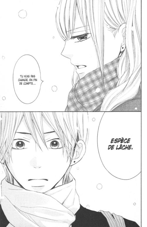 Love under arrest T10, manga chez Delcourt Tonkam de Miyoshi
