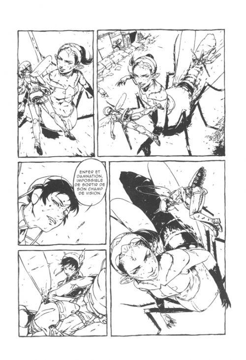 Petits dieux et autres contes, manga chez Shockdom de Iha