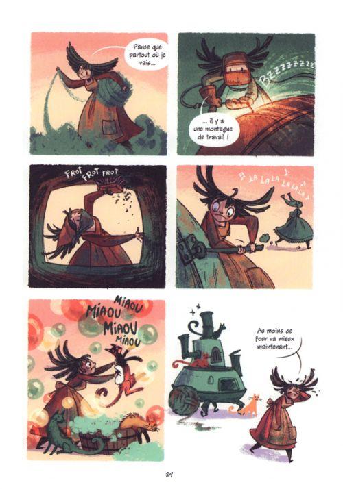 Les Merveilleux contes de Grimm T4 : A la recherche du dimanche perdu (0), bd chez Les aventuriers de l'Etrange de Surducan