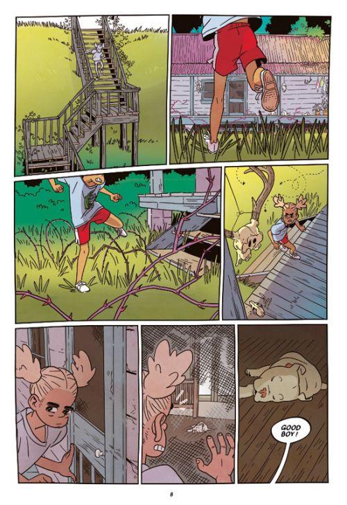 Snapdragon, comics chez Kinaye de Leyh