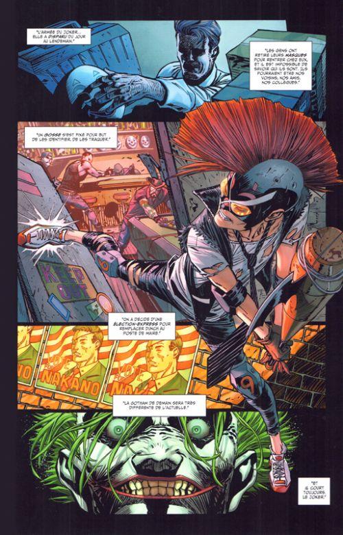 Batman Joker War T3, comics chez Urban Comics de Johns, Tynion IV, Andolfo, Martinez, March, Stokoe, Benjamin, Bengal, Pagulayan, Duce, Morey, Baron, Fajardo Jr