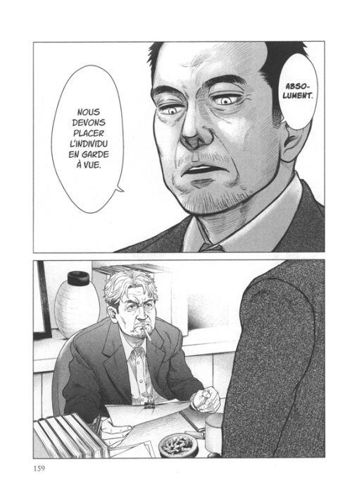 Parasite reversi T1, manga chez Glénat de Ohta, Iwaaki