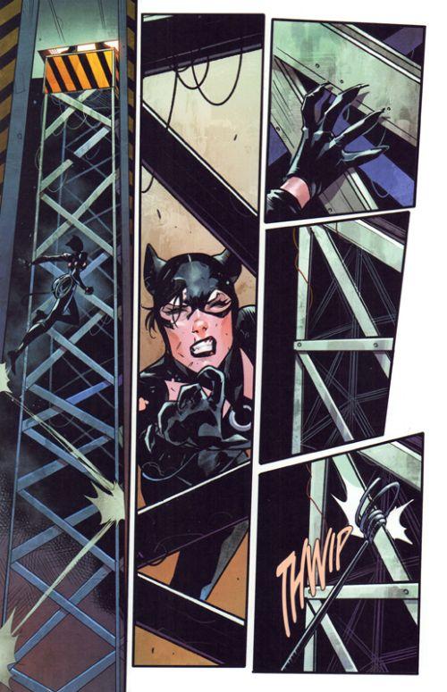 Selina Kyle : Catwoman  T3 : Entre deux vies (0), comics chez Urban Comics de Ram V, Jones, Borges, Andolfo, Aneke, Blanco, Miranda, Allred, FCO Plascencia, Kalisz, Prianto, Artgerm
