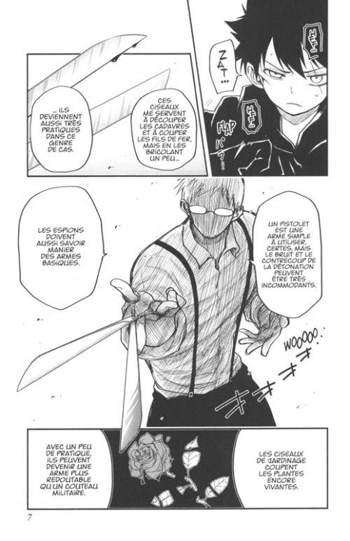 Mission : Yozakura family T2, manga chez Kana de Gondaira