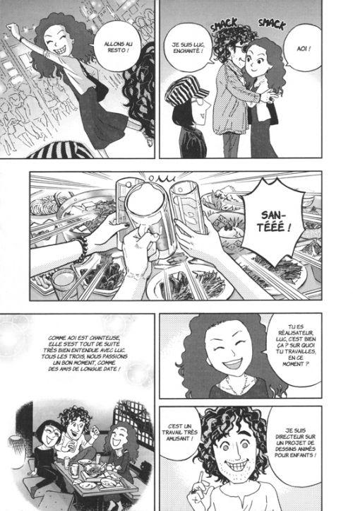 Ivre du Japon, manga chez Kana de Nishi