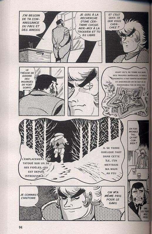 Shumari T1, manga chez Tonkam de Tezuka
