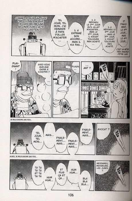 La rêveuse T3, manga chez Casterman de Yao