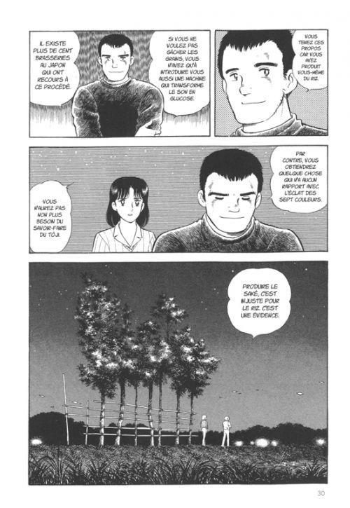 Natsuko no sake T3, manga chez Dupuis de Oze