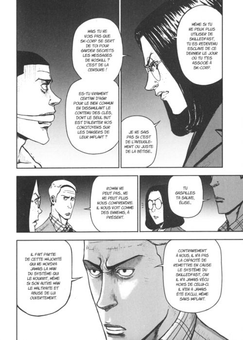 Skilled fast T2, manga chez H2T de Hachin