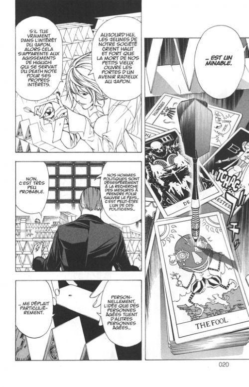 Death Note, manga chez Kana de Ohba, Obata