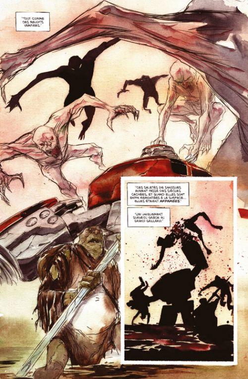Ascender T3 : Le mage digital (0), comics chez Urban Comics de Lemire, Nguyen