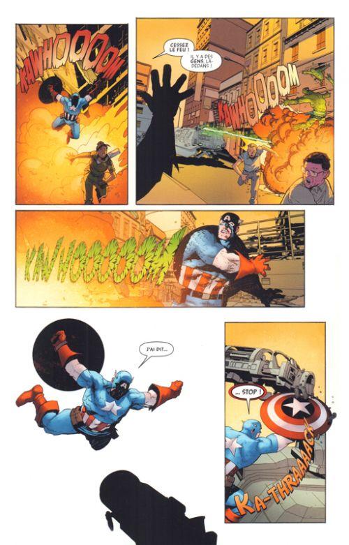 Empyre T3, comics chez Panini Comics de Slott, Ewing, Kennedy Johnson, Zub, Nachlik, Magno, Olivetti, Schiti, Menyz, Gracia, Rosenberg, Grundetjern, Cheung
