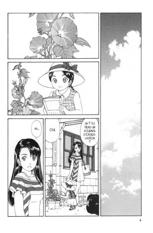 Paradise residence T3, manga chez Pika de Fujishima