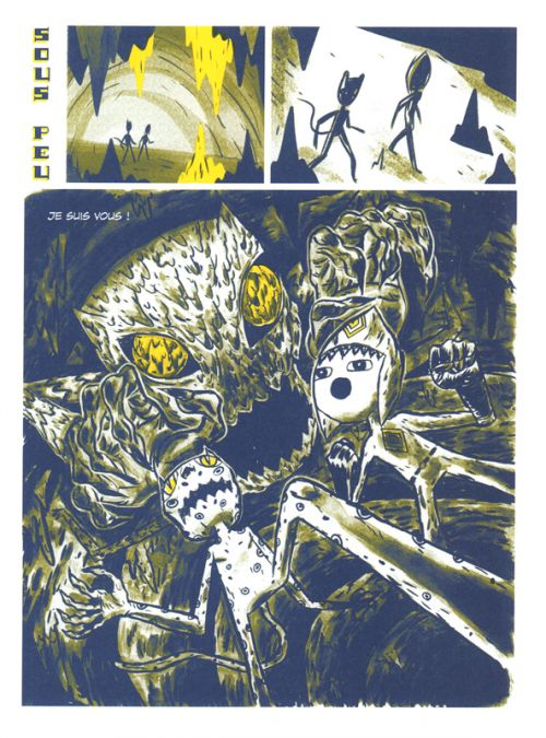 Starseeds T1, comics chez Komics Initiative de Glaubitz, Lefeuvre