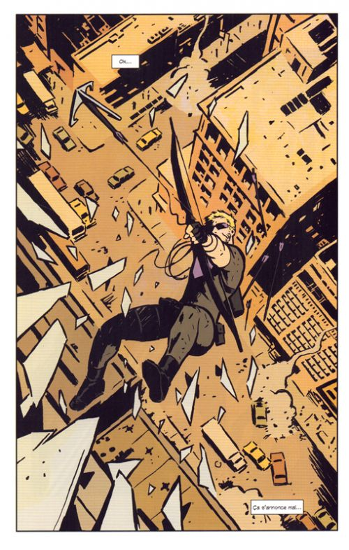 Le printemps des comics  T9 : Hawkeye : ma vie est une arme  (0), comics chez Panini Comics de Fraction, Aja, Pulido, Hollingsworth
