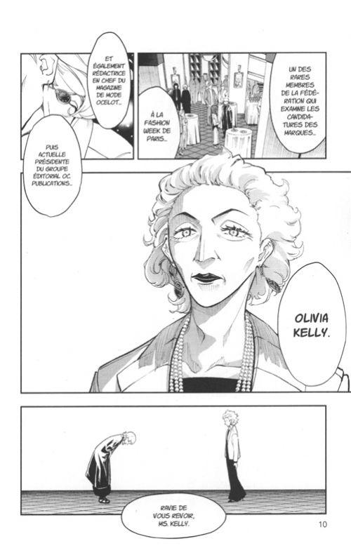 Shine T12, manga chez Nobi Nobi! de Inoya