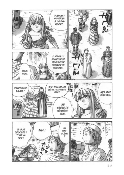 Arte T13, manga chez Komikku éditions de Ohkubo