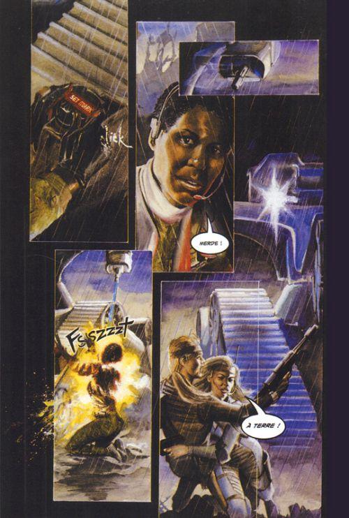 Terminator  : Le jour d'après  (0), comics chez Vestron de Fortier, Ross