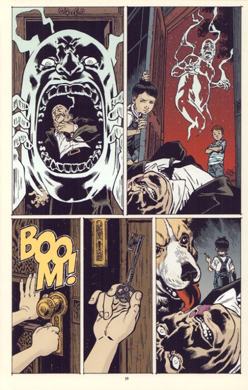Locke & Key : Ciel et terre (0), comics chez Hi Comics de