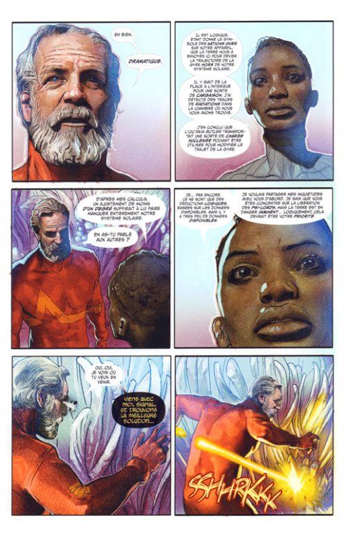 Psi-Lords, comics chez Bliss Comics de Van Lente, Guedes, Reis