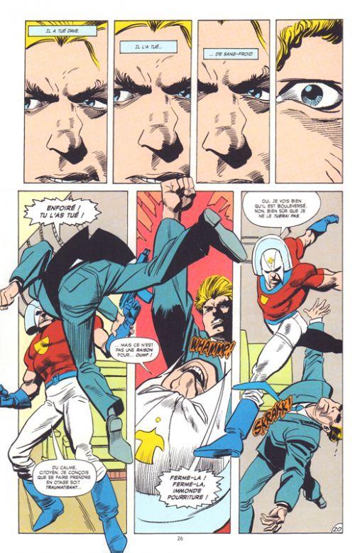 Suicide Squad : Peacemaker , comics chez Urban Comics de Kupperberg, Smith, Cowan, d'Angelo, Wood
