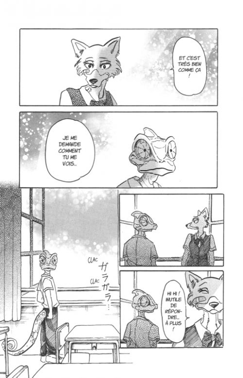Beast complex T1, manga chez Ki-oon de Itagaki