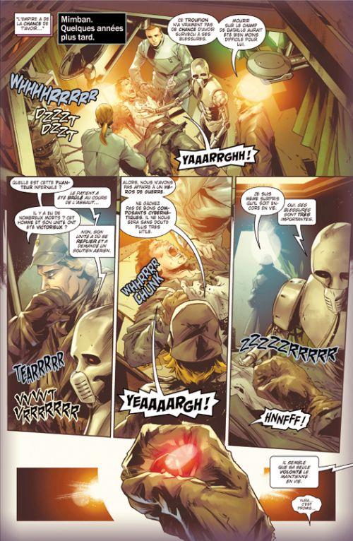 Bounty Hunters  T2 : Cible : Valance  (0), comics chez Panini Comics de Sacks, Villanelli, Prianto, Bermejo