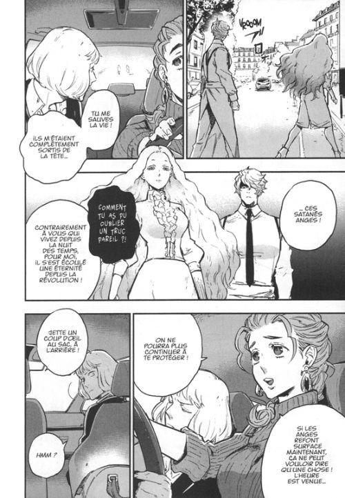 Versailles of the dead T5, manga chez Kana de Suekane