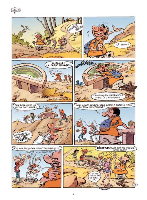 Fondus de la rando, bd chez Bamboo de Richez, Cazenove, Jytéry, Amouriq, Mirabelle