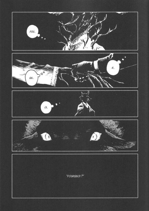 L'enfant et le maudit  T10, manga chez Komikku éditions de Nagabe