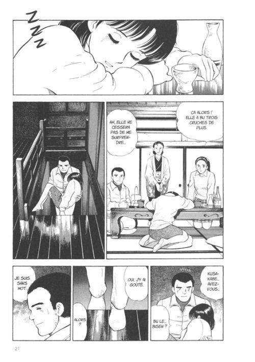 Natsuko no sake T4, manga chez Dupuis de Oze