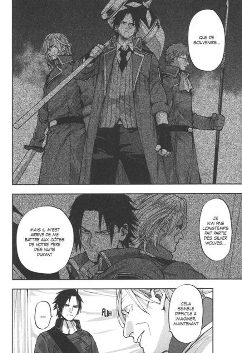 Silver wolf Blood bone T13, manga chez Kurokawa de Konda