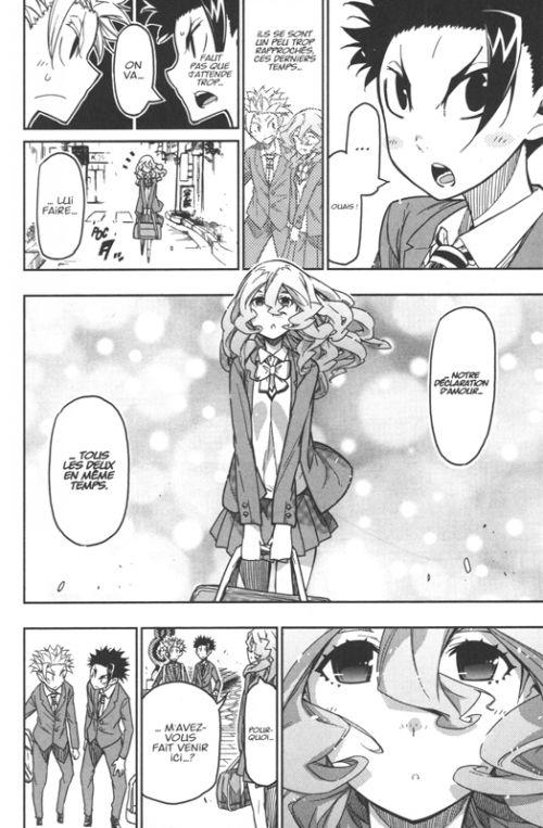 5 minutes forward T7, manga chez Kana de Fukuda