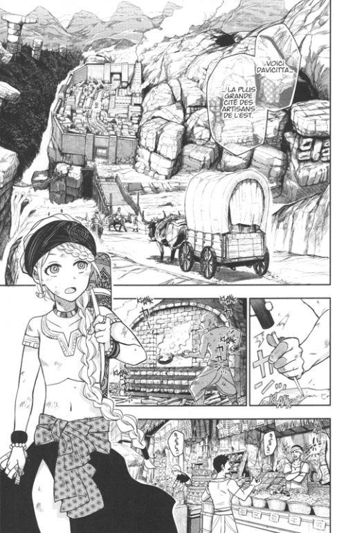 Chandrahas la légende de l'immortel T2, manga chez Kana de Monji