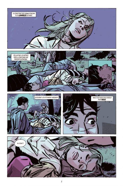 Outcast T8 : La fusion (0), comics chez Delcourt de Kirkman, Azaceta, Breitweiser