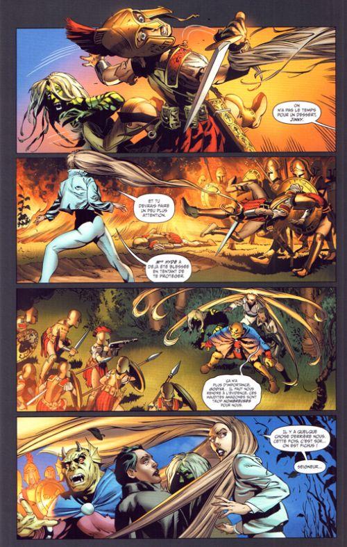 Le Monde de Flashpoint  T2 : Le Monde de Flashpoint tome 2 (0), comics chez Urban Comics de Collectif, Massafera