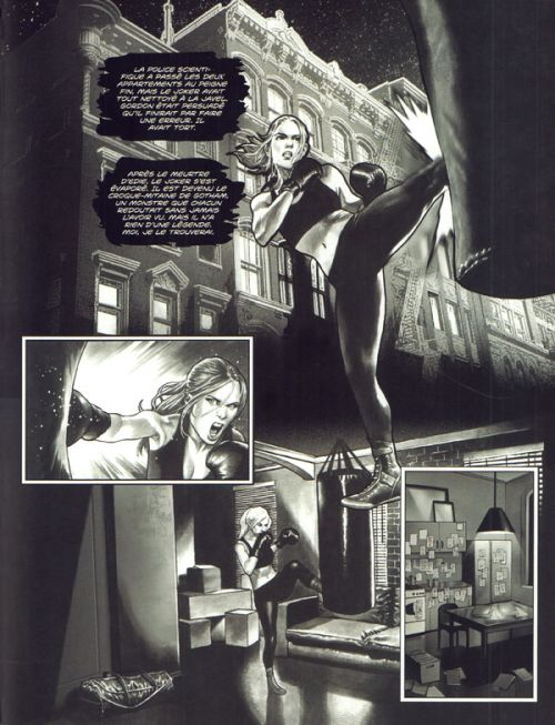 Joker/ Harley : Criminal Sanity (0), comics chez Urban Comics de Garcia, Staggs, Badower, Mayhew, Mack, Suayan