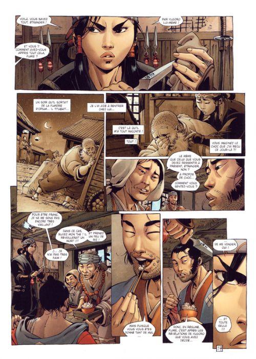 Samurai T15 : Insoupçonnable (0), bd chez Soleil de Di Giorgio, Mormile, Pieri