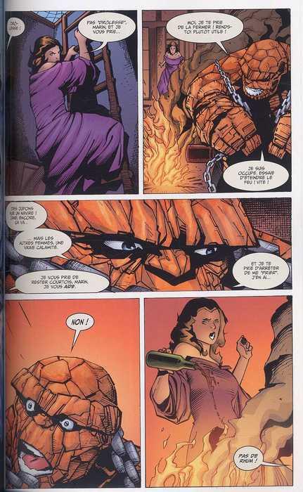 1602 T4 : Les Fantastik (0), comics chez Panini Comics de David, Alixe, Pham, Chu, Schwager, Yu