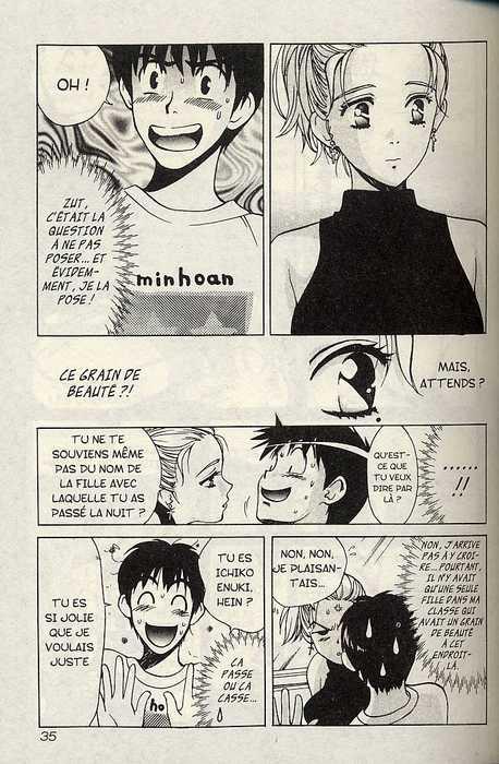 Love junkies T3, manga chez Taïfu comics de Hatsuki