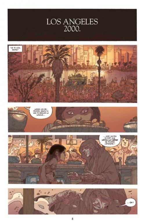 Blade Runner 2019 T3, comics chez Delcourt de