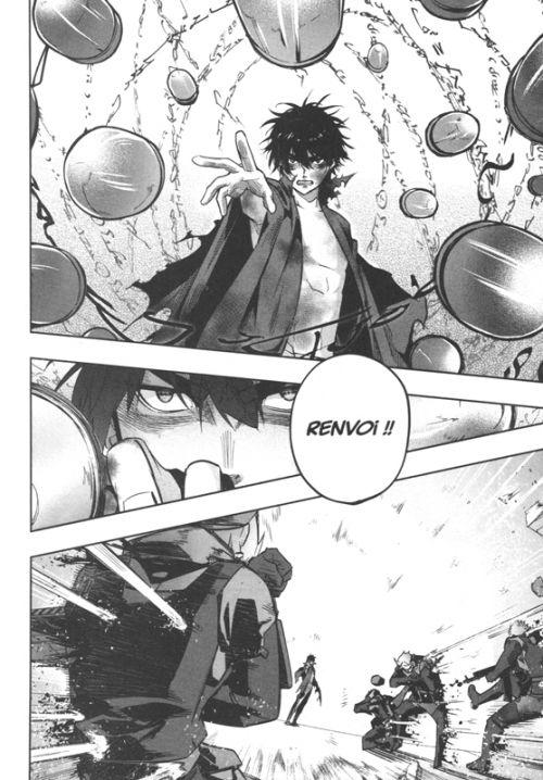 The kingdoms of ruin T2, manga chez Kana de Yoruhashi