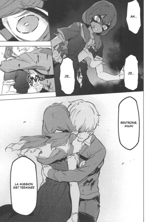 Kaijin Reijoh T5, manga chez Kurokawa de Tashiro