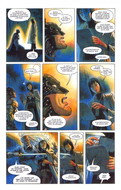 Batman The World, comics chez Urban Comics de Collectif, Bermejo