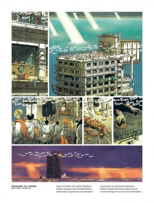 Métal hurlant T1 : Le futur c'est déjà demain (0), bd chez Les Humanoïdes Associés de Collectif