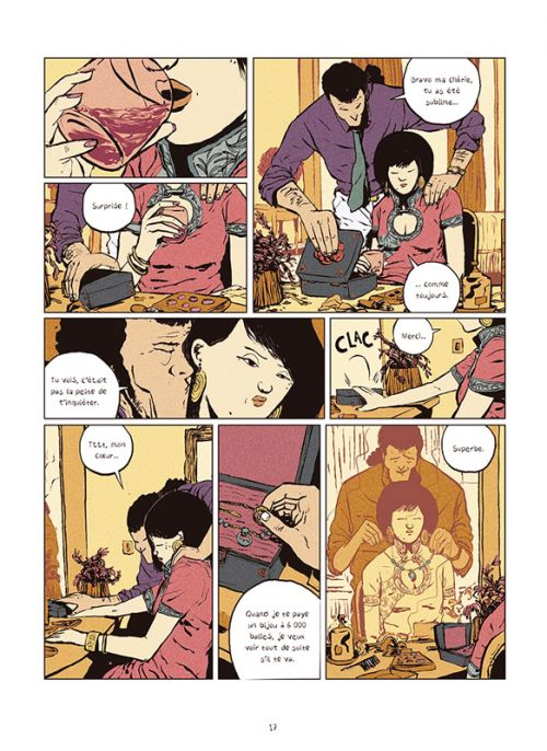Kill Annie Wong, bd chez Sarbacane de Meralli, Henry, Bona